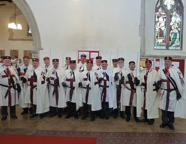 The Provincial Priory of Kent - The Second Annual Kent